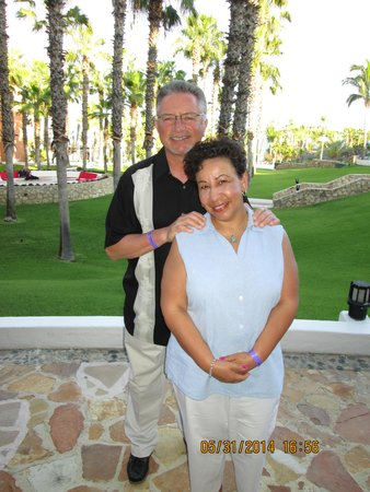 Paradisus Los Cabos: Rose and Ed - 11th trip to the Melia!