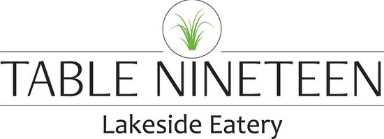 Table Nineteen Lakeside Eatery at Nicklaus North Golf Course: Table Nineteen Lakeside Eatery Logo