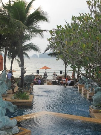 Amari Vogue Krabi: ambiente inmejorable
