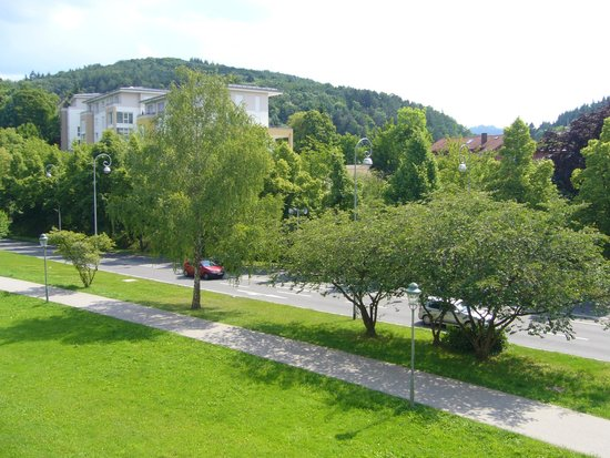 Holiday Inn Express Baden-Baden : View from the bedroom