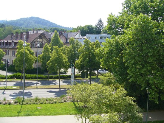 Holiday Inn Express Baden-Baden: View from the bedroom