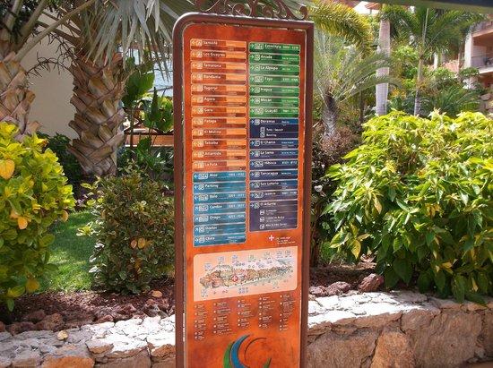 Cordial Mogán Playa: so big you need a map
