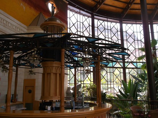Cordial Mogán Playa: interior decor of main building