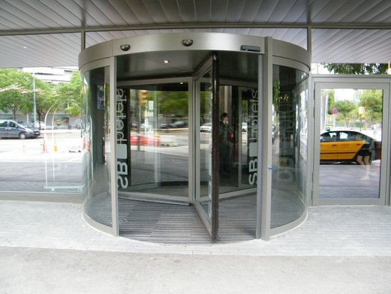 Hotel SB Plaza Europa: Entrance