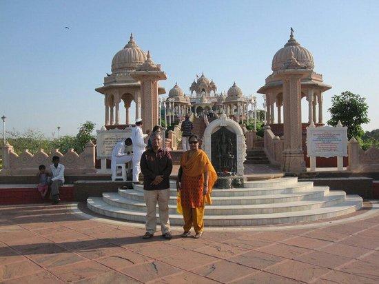 Buldana, Indien: Anand Sagar, Shegaon, Buldhana.  Photo by Dhairyashil.