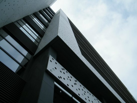 Hotel SB Plaza Europa : From outside