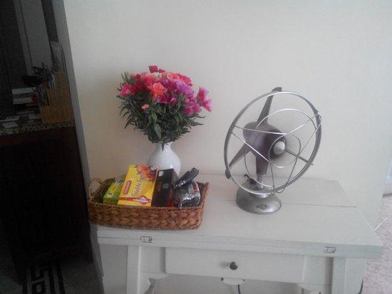 Marlu Bed & Breakfast: хозяйка максимально создала уют и атмосферу Римской квартиры