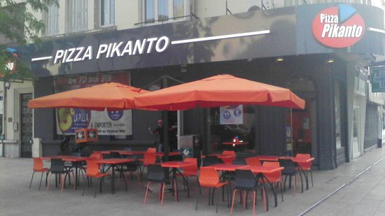 PIZZA PIKANTO