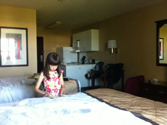 hotel room picture of extended stay america ft lauderdale rh tripadvisor com