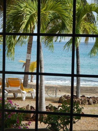 Grenadian by Rex Resorts: View from our room