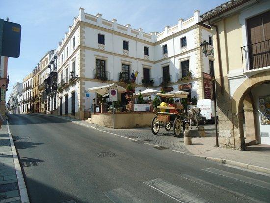 La Ciudad : detalhe na cidade