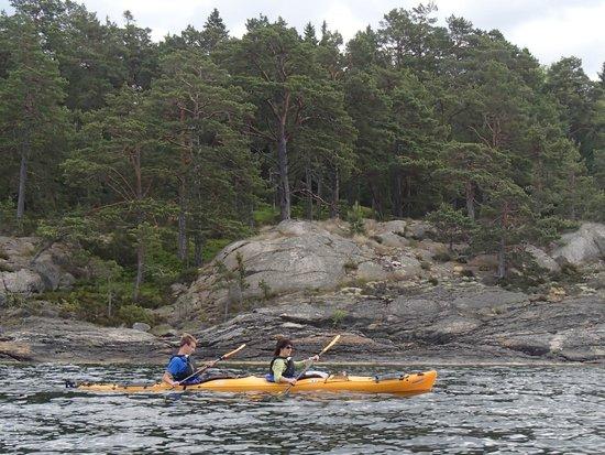 Dalaro Kajak: kayaking