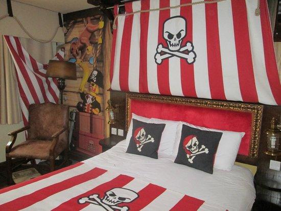 LEGOLAND Resort Hotel: Pirate Premium Room