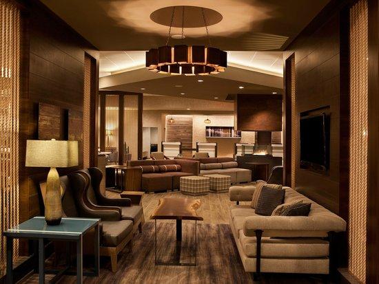 Denver Marriott West: Lobby