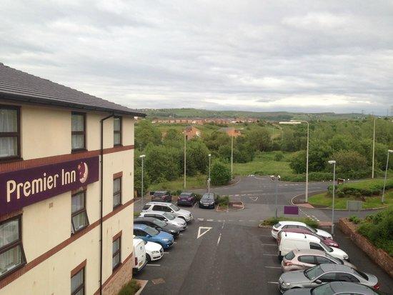 Premier Inn Blackburn South (M65, J4) Hotel: Convenient to Blackburn withale parking