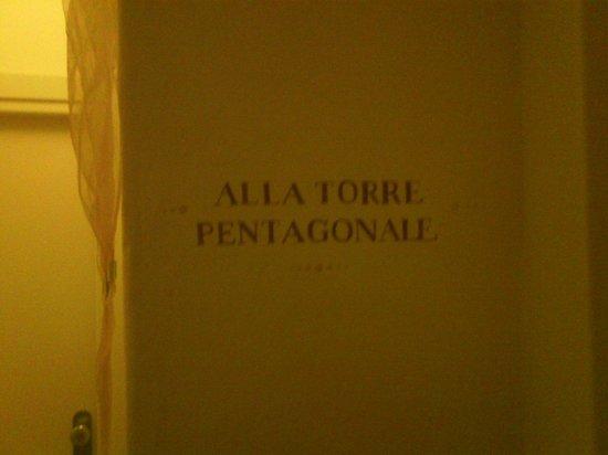 Hotel Relais Al Convento : nome della camera