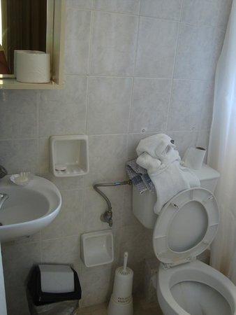 فاسيليكي باي هوتل: μπάνιο