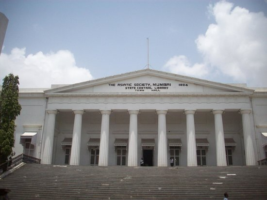 Town Hall (Asiatic Society Library): Town Hall