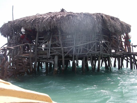Dudley's Big Ship Taxi and Tours : Pelican Bar