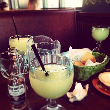El Bracero: Great drinks too!