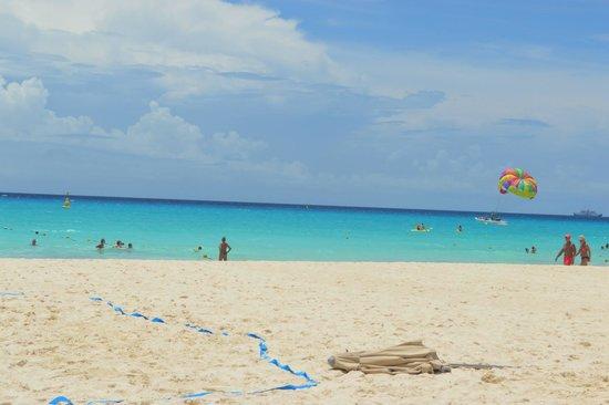 Iberostar Tucan Hotel : great beach