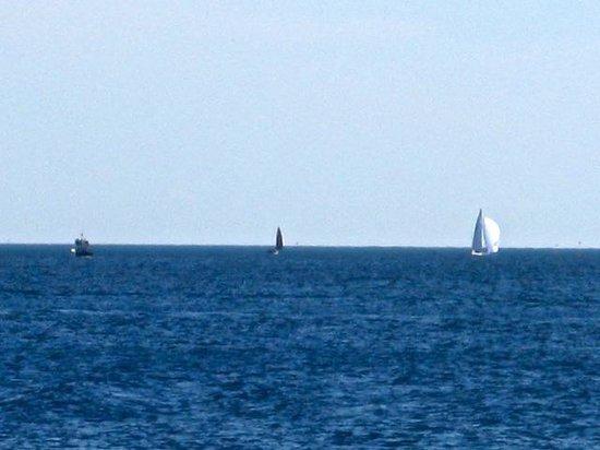 Lyo Havn: sport sailers' enjoyment