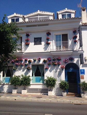 Hotel Pueblo - Boutique Hotel: Belle façade
