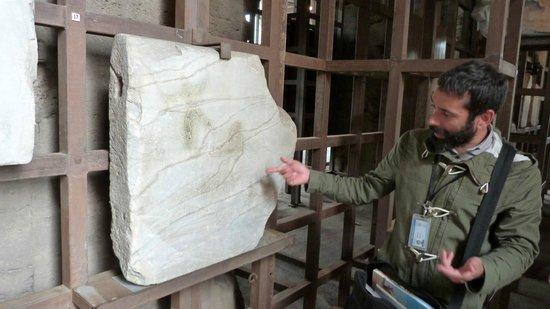 LivItaly Tours: Inside the Colosseum