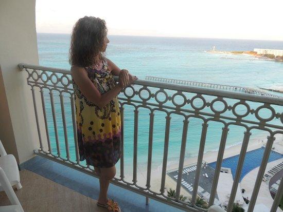 Hotel Riu Cancun : Vista desde la habitación