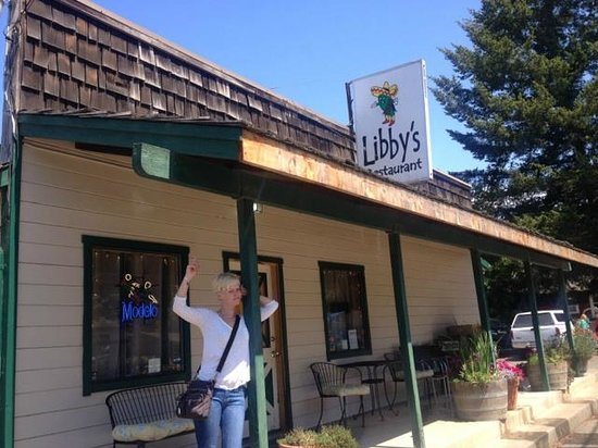 Libby's Restaurant: this is the spot!
