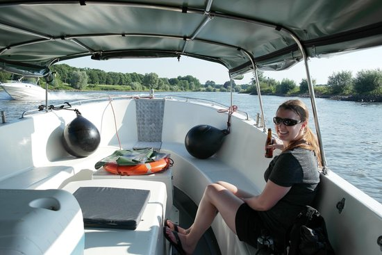 Viking Adventure Sports: Trip on the IJssel
