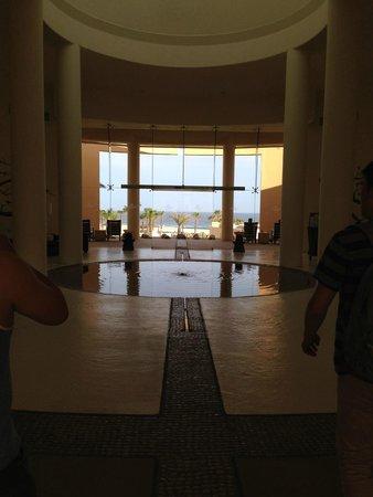 Pueblo Bonito Pacifica Golf & Spa Resort: View when you enter the hotel