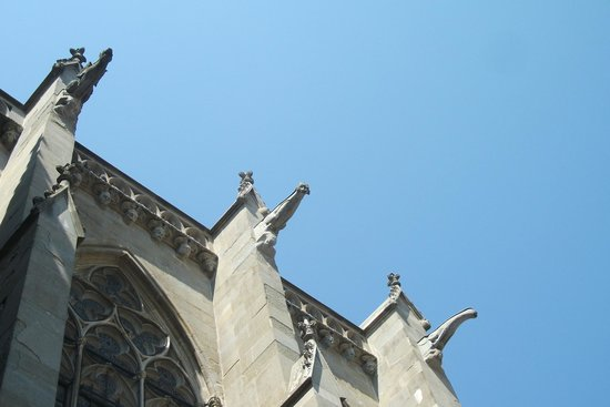 Église Saint-Nazaire : outside