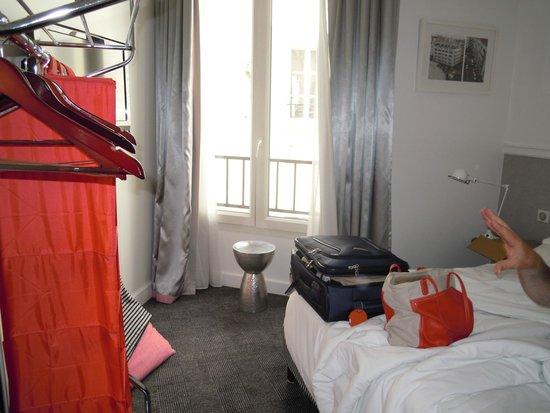 Hotel Monterosa - Astotel : Rum 206