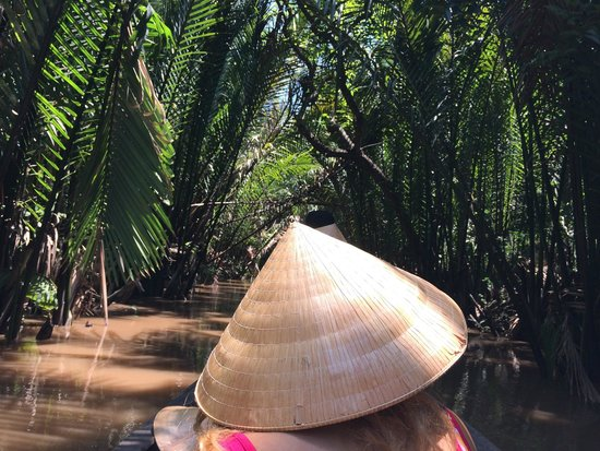 Mango Cruises : Beautiful Canals of Mekong Delta
