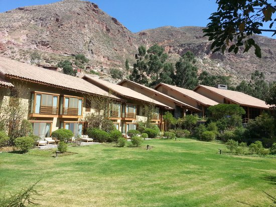 Tambo del Inka, A Luxury Collection Resort & Spa, Valle Sagrado: View of the property and surrounding mountains
