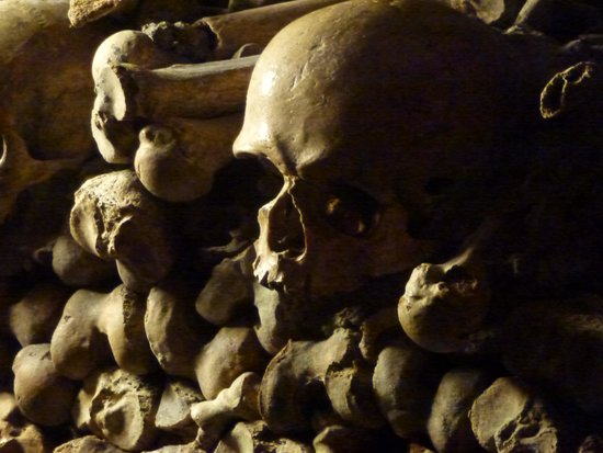 The Catacombs: Inside
