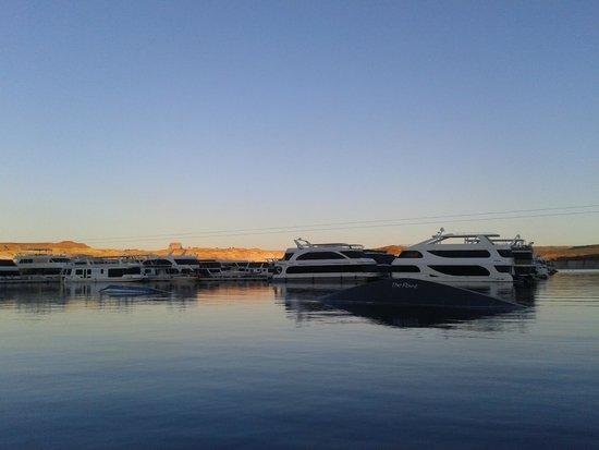 Glen Canyon National Recreation Area: Marina