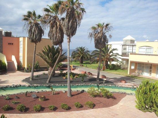 H10 Rubicon Palace : Jardin dans l'hôtel