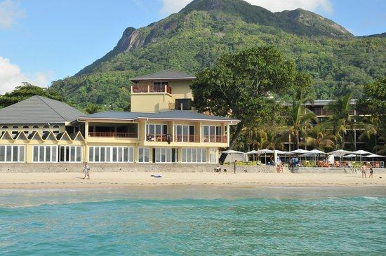 Coral Strand Smart Choice Hotel Seychelles: Отель