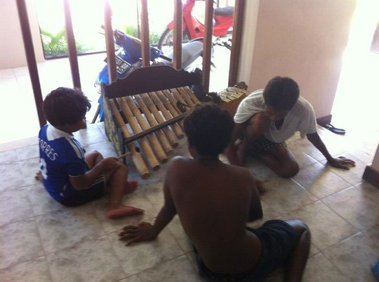 eHomestay Canggu : Just hanging out with the boys