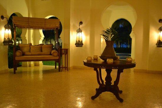 Baraza Resort & Spa: Lobby area