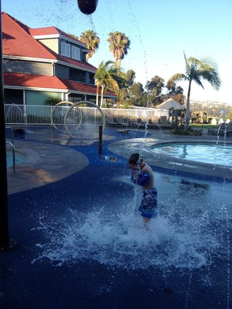 Laguna Cliffs Marriott Resort & Spa: Kids pool area