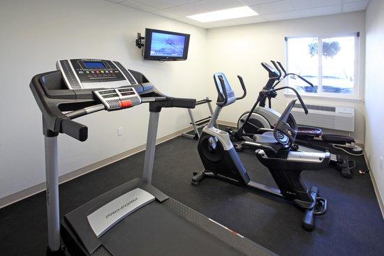 River Inn at Seaside : Fitness Room