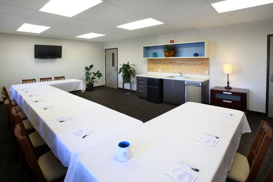 River Inn at Seaside : Meeting Room