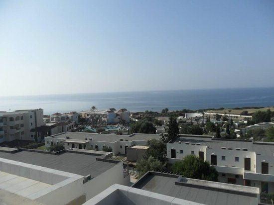 Miraluna Kiotari Seaside : View from balcony