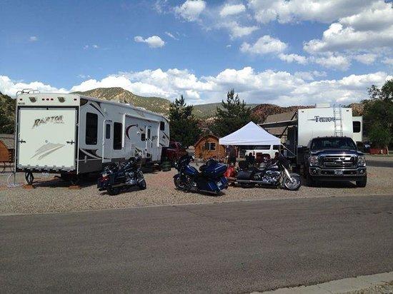 Cedar City KOA : Our Home Base for A Week