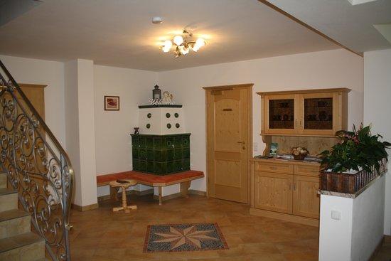 Zimmervermietung Babsy: Eingangsbereich