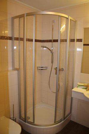 Zimmervermietung Babsy: Badezimmer