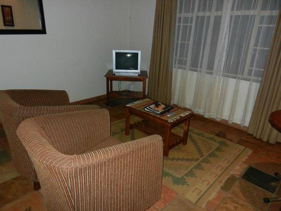 Forever Resort Blyde Canyon : Wohnzimmer/Living Room